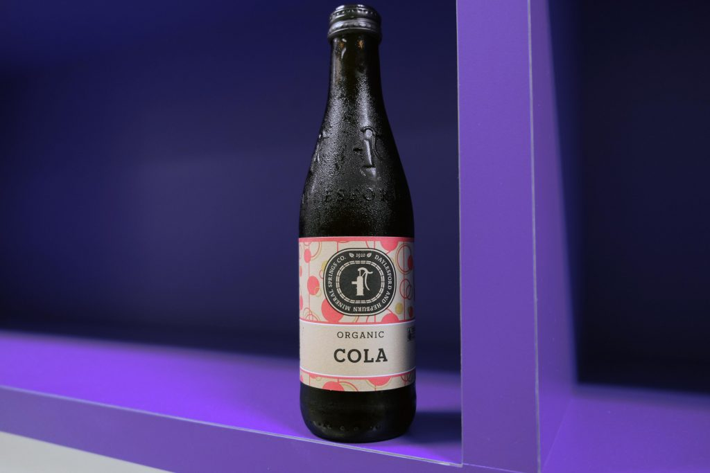 Daylesford and Hepburn Mineral Springs Co Organic Cola