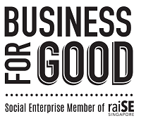 Social Enterprise Member of raiSE Singapore