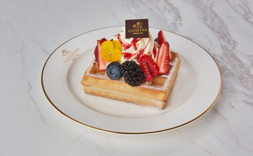 Godiva Cafe at Orchard ION