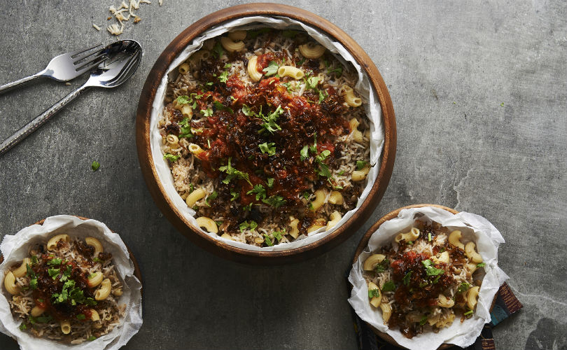 MasterChef Street Food of the World: Koshari, tried and tested by SALT team