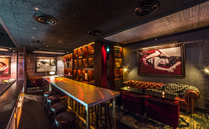 Boundary-pushing Lulu's Lounge is inspired by the 1960s New York back-alley bar era