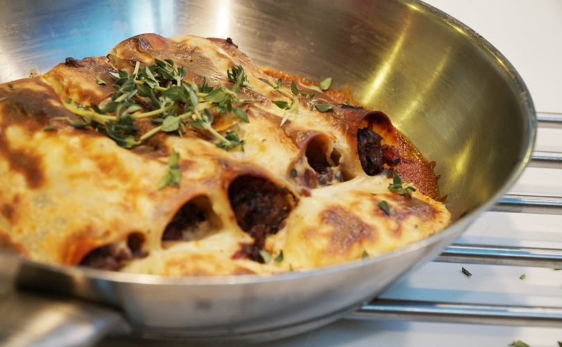 Oxtail Cannelloni