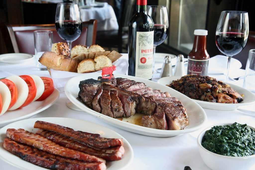 Get Your Steak On At Wolfgang's Steakhouse 3