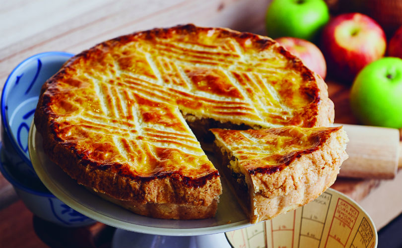 Uncle Seng's apple pie from Old Seng Choong