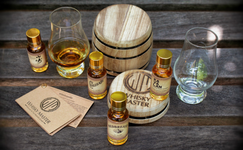 New whisky subscription service: Whisky Master