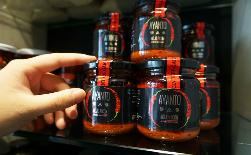 Mojo Sauce from the Canary Islands / Photo Credit: SALT