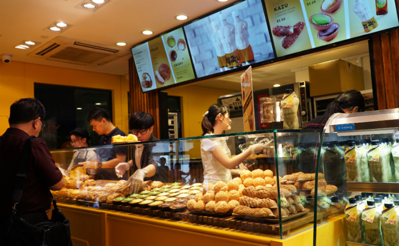 Sweet-toothed Delights: Popular Taiwanese bakery Kazo arrives in Singapore 10