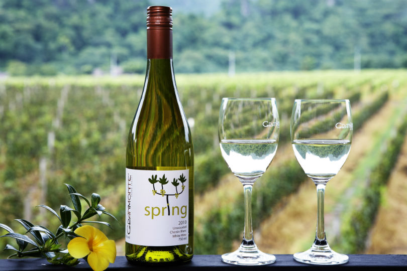 As New World, and more specifically New Latitude, wines, Thai wines are still foreign to many wine drinkers around the world.