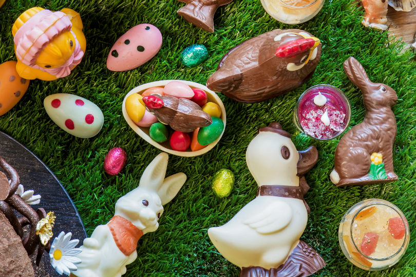 Hilton Singapore's spread of Easter treats