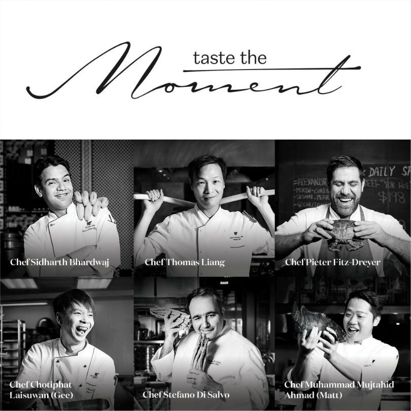 "Five Reasons to go for JW Marriott's ""Taste The Moment"" 3"