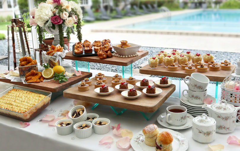 Five Afternoon Teas to watch out for this May 3