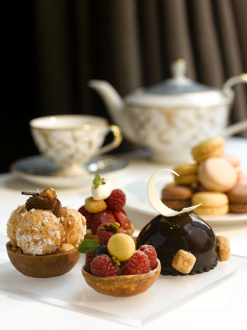 Five Afternoon Teas to watch out for this May 5