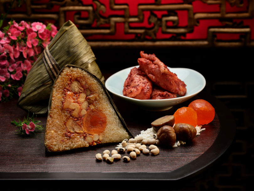 Gourmet rice dumplings to celebrate Duan Wu Jie 3
