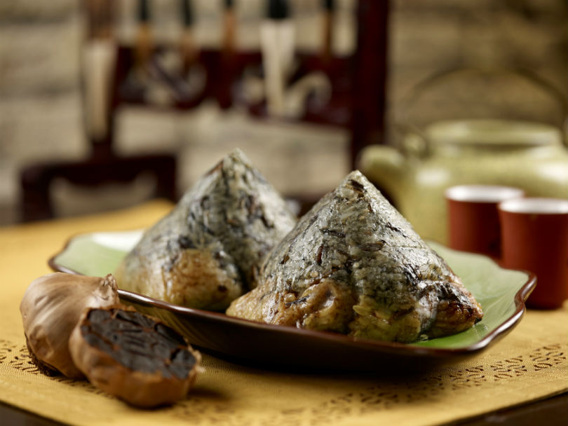 Gourmet rice dumplings to celebrate Duan Wu Jie