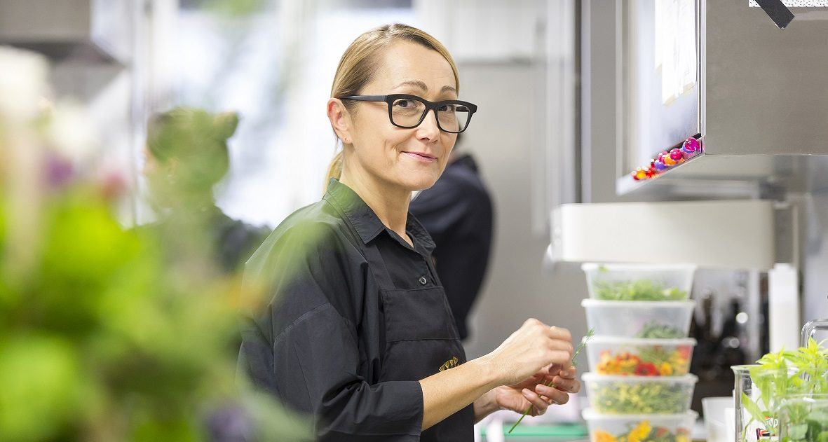 Tanja Grandits to cook in a four-hands with Benjamin Halat of Curate