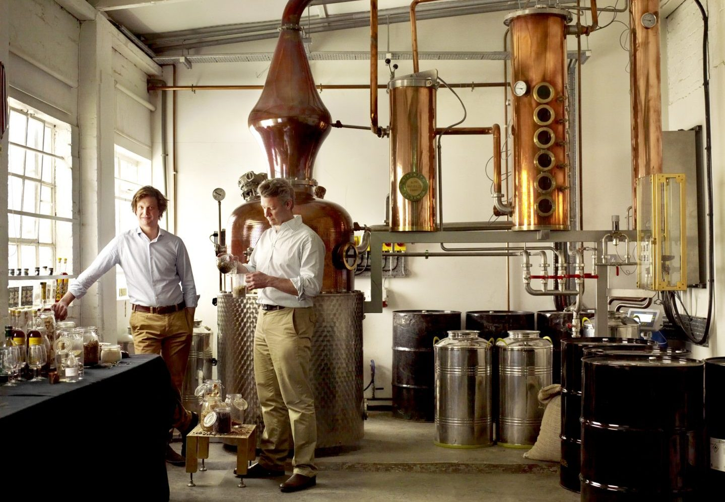 The Guys Behind Sipsmith Gin Shares About Taking The Plunge And Making History