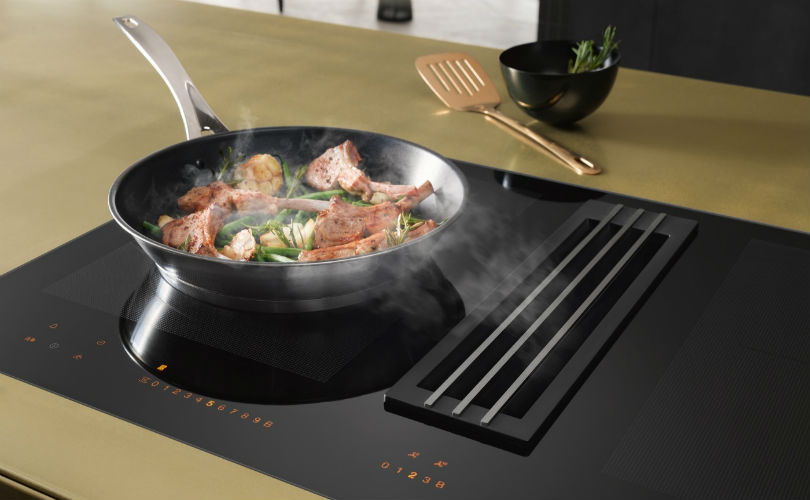 Miele Hob unit and extractor