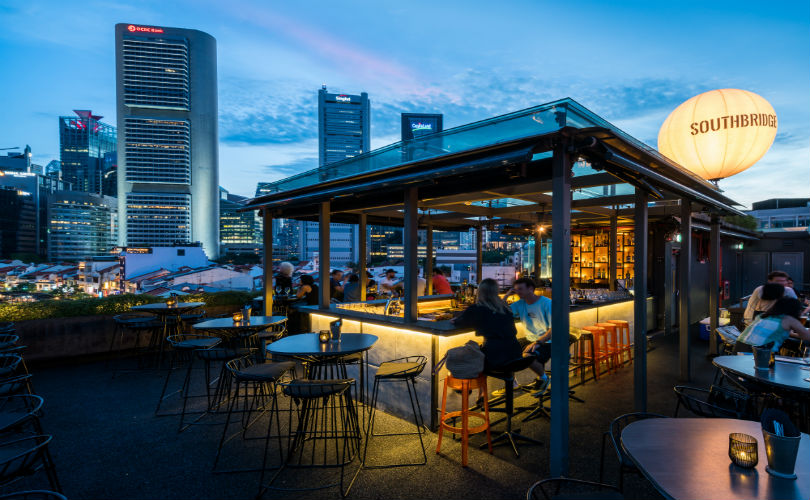 Check Out These Bars with Stunning Firework Views on National Day 2018 2