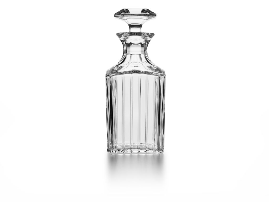Win a Harmonie Whiskey Decanter from Baccarat