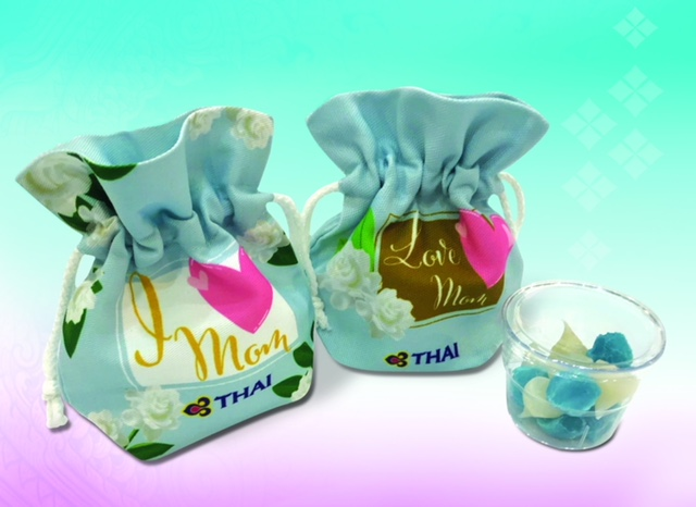 Thai Airways Celebrates Mother's Day with Special Desserts