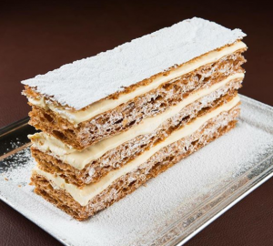 On The Global Table: The Most Amazing Mille-Feuille To Try Right Now.